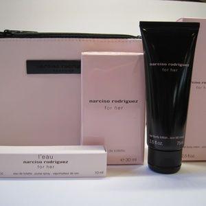 Narciso gift set